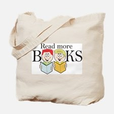 Bookreader bargain Tote Bag