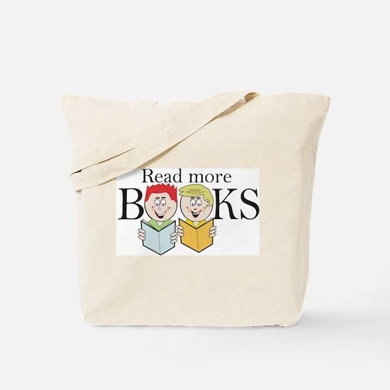 Bookreader bargain Tote Bag