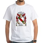 Conde Coat of Arms White T-Shirt