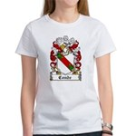 Conde Coat of Arms Women's T-Shirt