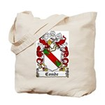 Conde Coat of Arms Tote Bag