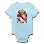 Conde Coat of Arms Infant Creeper