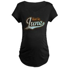 Sporty Due in June T-Shirt