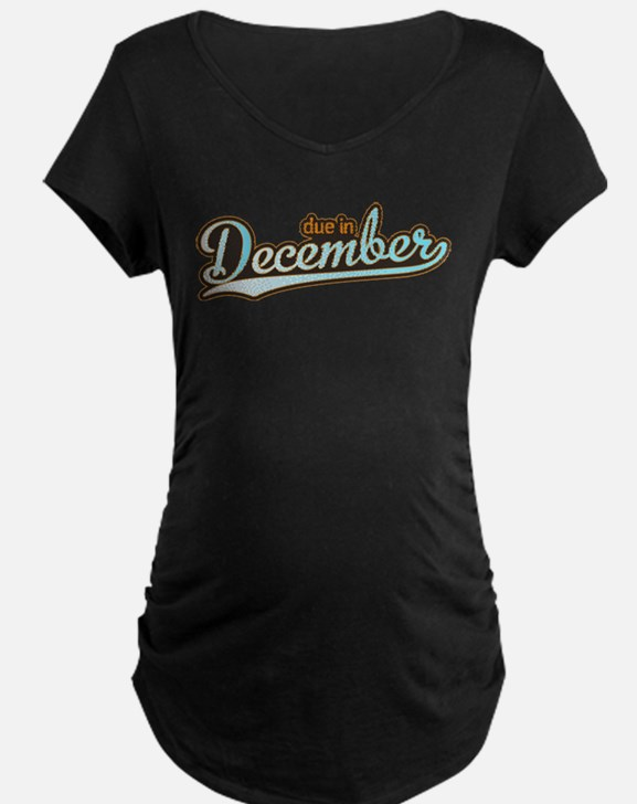 Sporty Due in December T-Shirt