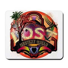Lost TV Destiny Calls Mousepad