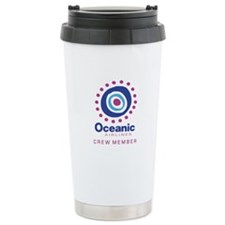 'Oceanic Airlines Crew' Travel Mug