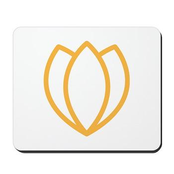 PDF Tulip Mousepad