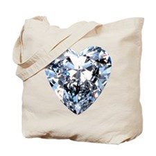 Edward's Heart Tote Bag