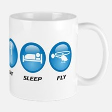 Eat Sleep Fly Mug