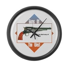 The New Model Army .44 Large Wall Clock