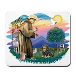 St Francis #2 / Cavalier (BT) Mousepad