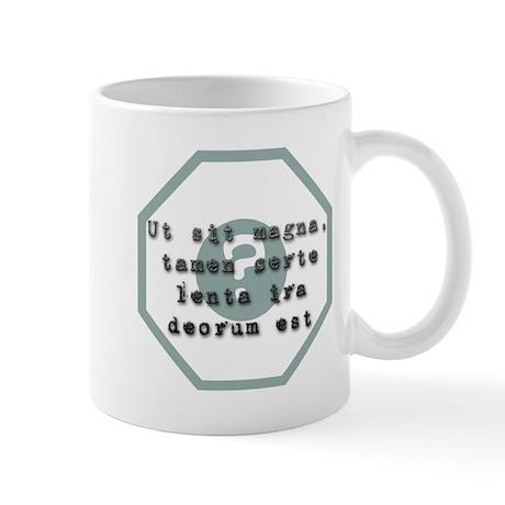 Ut sit magna... Mug