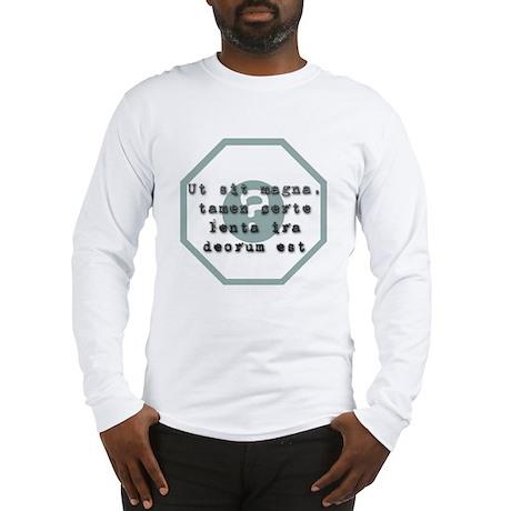 Ut sit magna... Long Sleeve T-Shirt