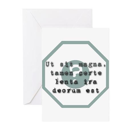 Ut sit magna... Greeting Cards (Pk of 10)