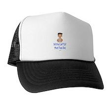 Funny Eat Matzah Passover Trucker Hat