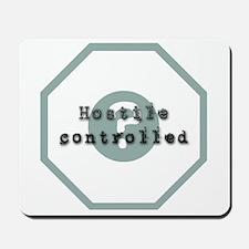 Hostile Controlled Mousepad