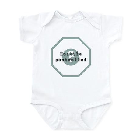 Hostile Controlled Infant Bodysuit