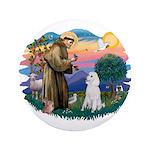 St Francis #2 / Poodle (STD W) 3.5