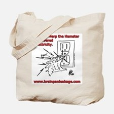 Merp The Hamster Tote Bag