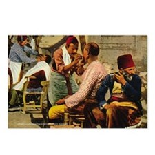 Ottoman Barbers Postcards (Package of 8)