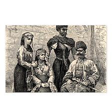Armenian Heritage 1 Postcards (Package of 8)