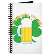 The Beer's on Me!! Journal