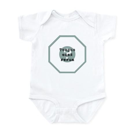 Tempus Edax Rerum Infant Bodysuit