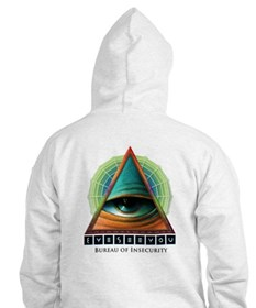 Eye See You Jumper Hoody