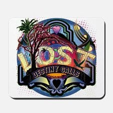 Lost Oceanic Destiny Calls Mousepad