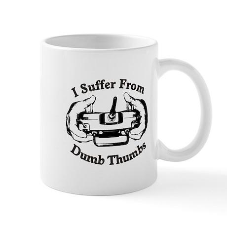 Dumb Thumbs Mug