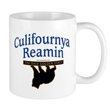 Culifournya Reamin Mug
