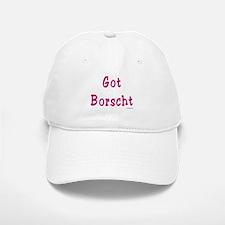 Got Borscht Passover Baseball Baseball Cap
