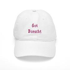 Got Borscht Passover Baseball Cap