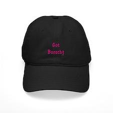 Got Borscht Passover Baseball Hat