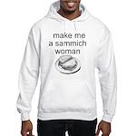 Sammich Hooded Sweatshirt