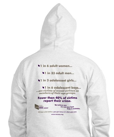 Shatter the Silence Hoodie