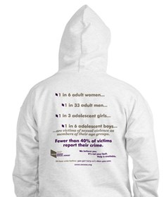 Shatter the Silence Jumper Hoody