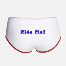 Cute Ride Women's Boy Brief
