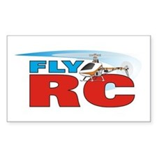 Fly RC Decal