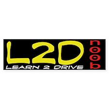 Learn2Drive n00b