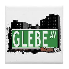 Glebe Av, Bronx, NYC Tile Coaster