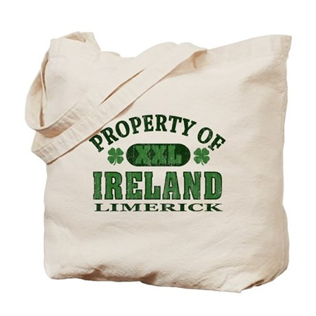 Property of Limerick Tote Bag