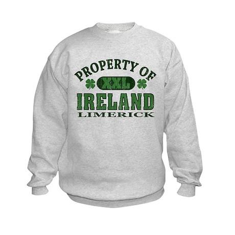 Property of Limerick Kids Sweatshirt