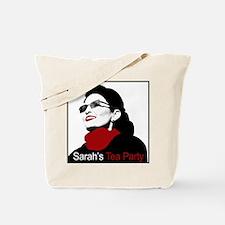 Sarah's Tea Party Tote Bag