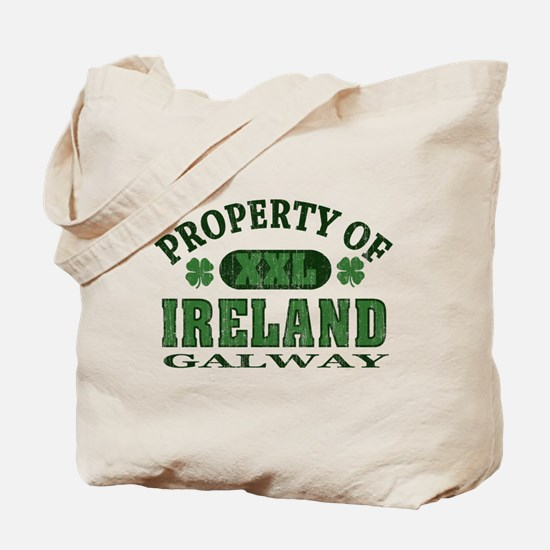 Property of Galway Tote Bag