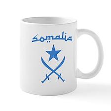 Somali Arabic Small Mug