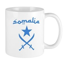 Somali Arabic Small Mug