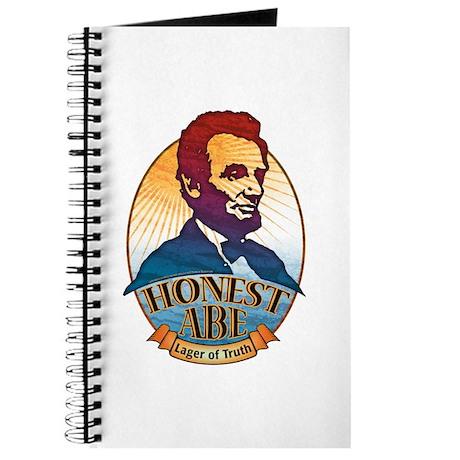 Honest Abe Lincoln Journal