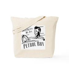Hot Rod Petrol Boy Tote Bag