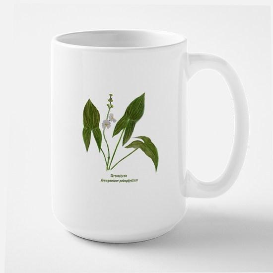 Arrowhead Plant Large Mug